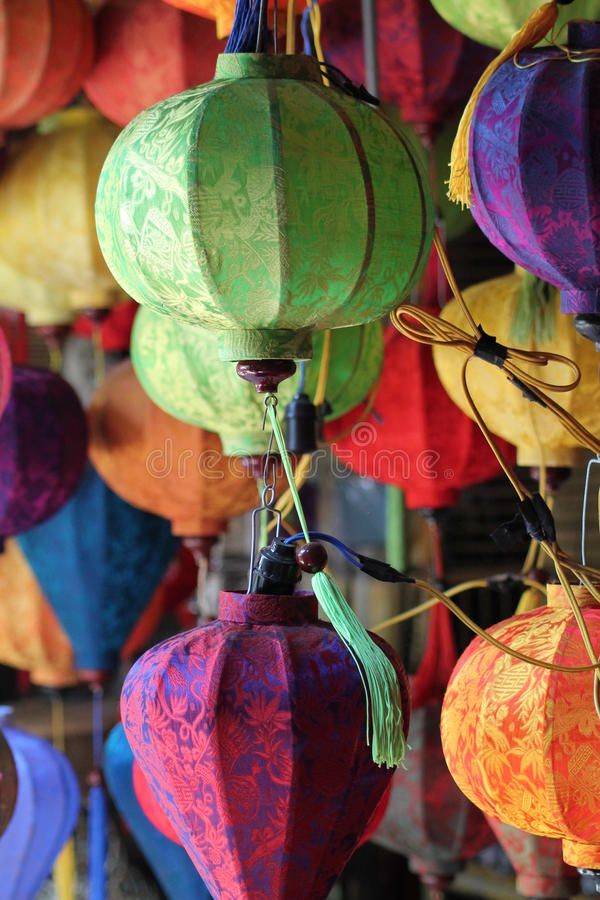Download Lanterns stock image. Image of tassles, vietnamese, lanterns - 32133407