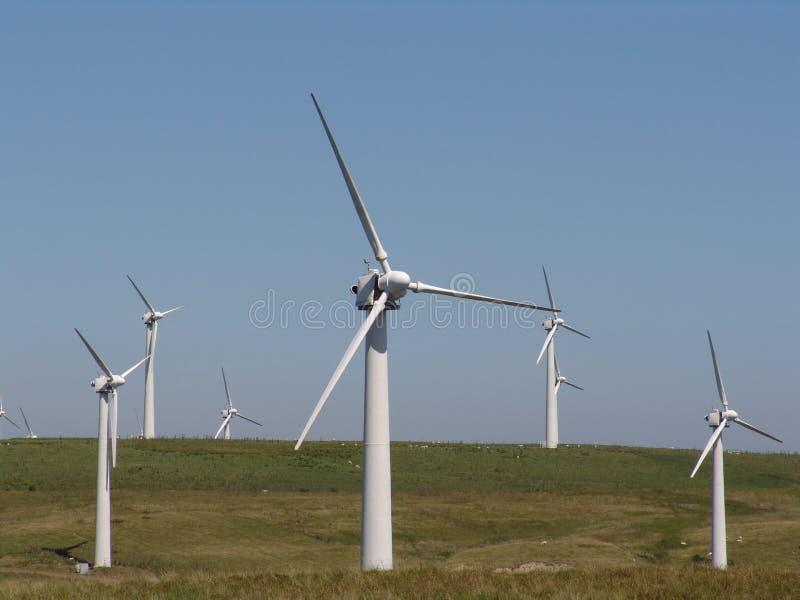 Download Lantgårdwelsh wind arkivfoto. Bild av energi, kull, torn - 989026