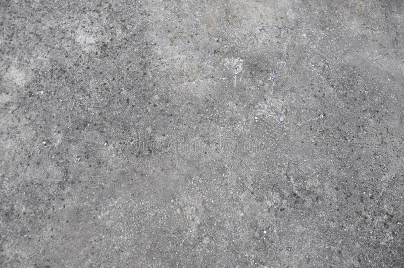 Lantlig betong för asfalt för vägtrottoar mörk grov Bästa sikt för sömlös plan bakgrundstextur arkivfoto