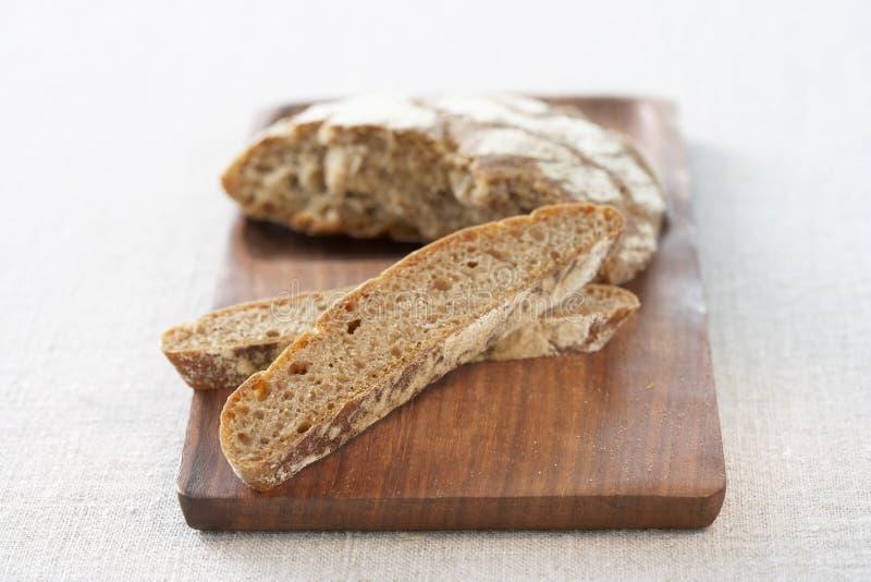 lantligt bröd arkivbild