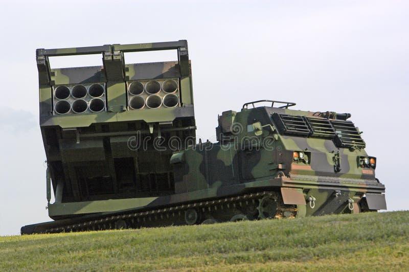 Lanzador de misil