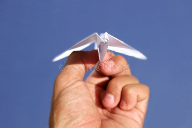 Download Lanzamiento plano foto de archivo. Imagen de mosca, índice - 180708
