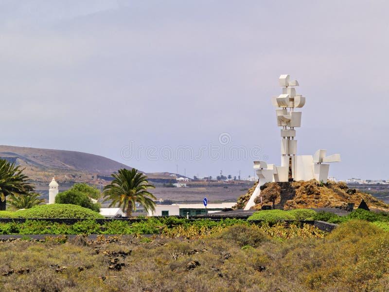Lanzarote obrazy stock