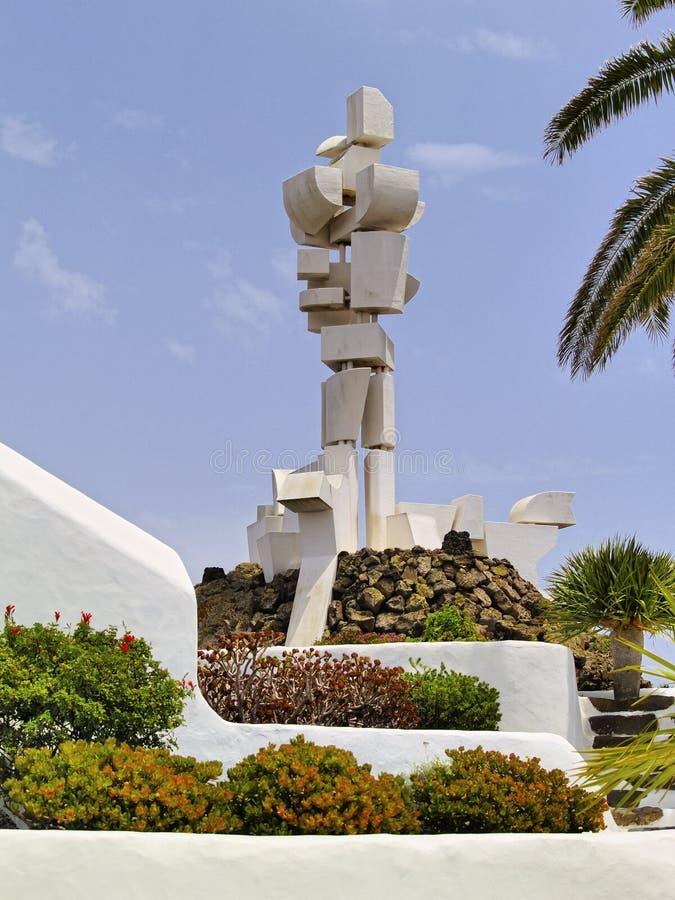 Lanzarote zdjęcia royalty free