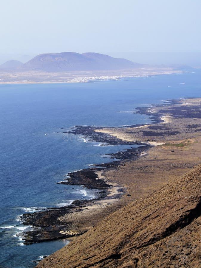 Lanzarote royaltyfri fotografi