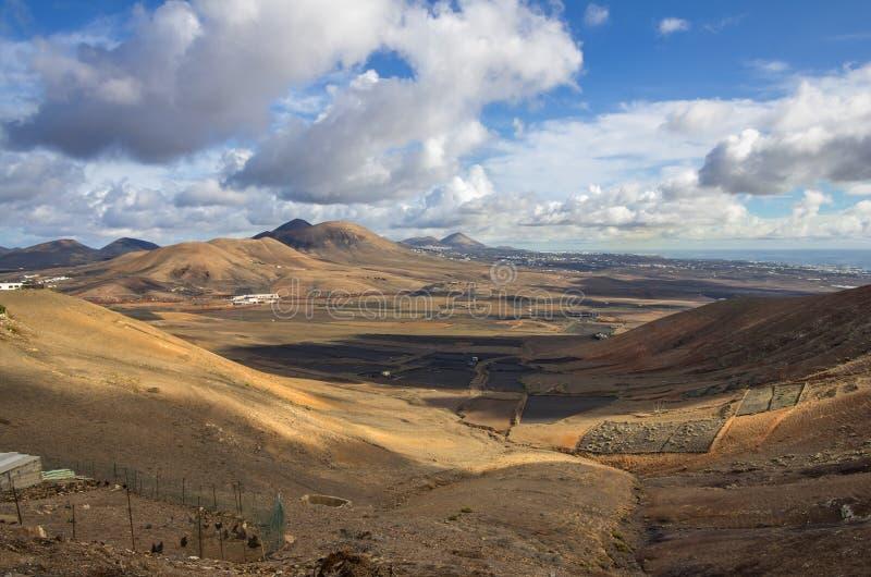 Download Lanzarote fotografia stock. Immagine di rurale, campagna - 55364598