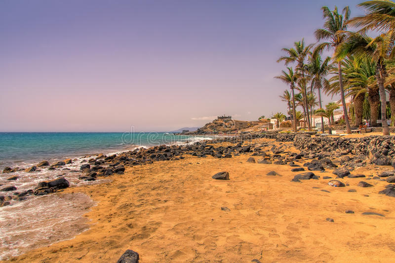 Lanzarote στοκ εικόνες