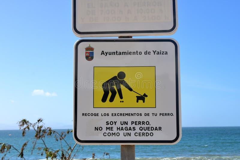 Lanzarote nos Canaries fotografia de stock royalty free