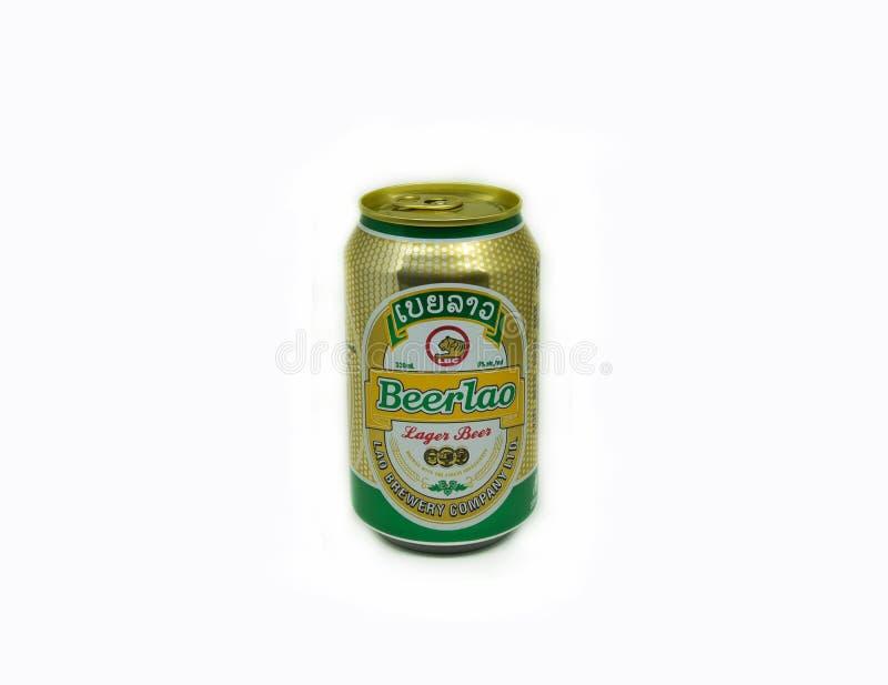 Lao della birra immagini stock libere da diritti
