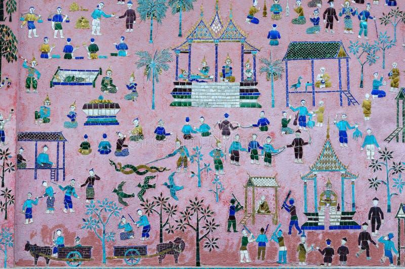 Download Lao, Luang Prabang stock photo. Image of spirituality - 18192114