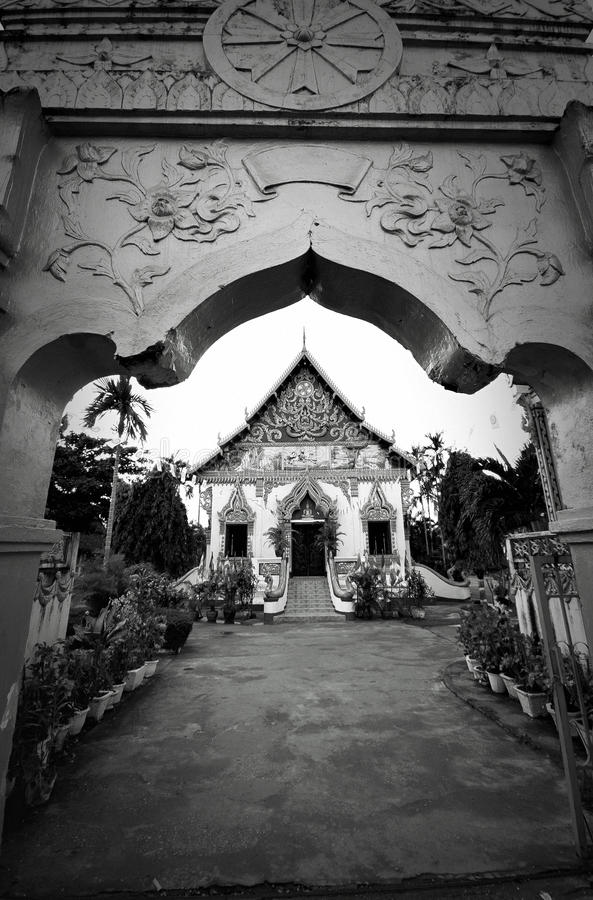 Lao, Pakse zdjęcia stock