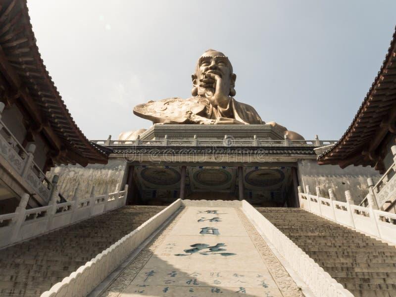 Lao Zi fotos de archivo libres de regalías