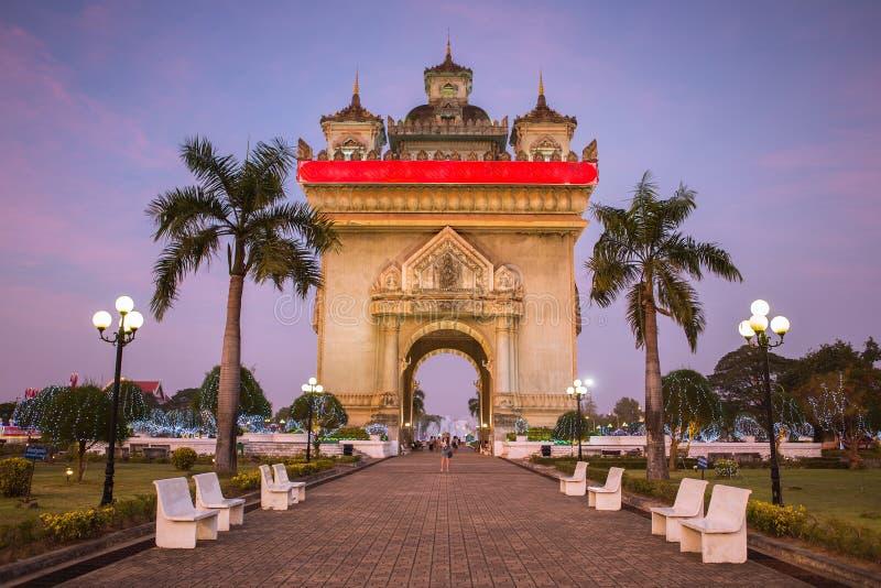 laos arkivbild