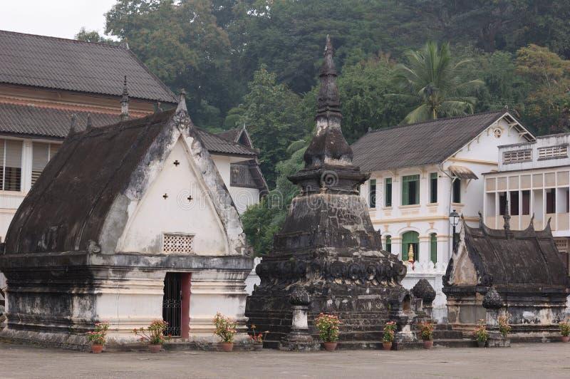 Laos Luang Prabang stockfotos