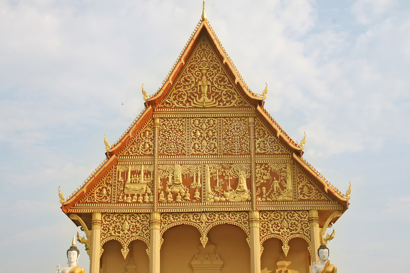 Download Laos Temple Stock Images - Image: 2314764
