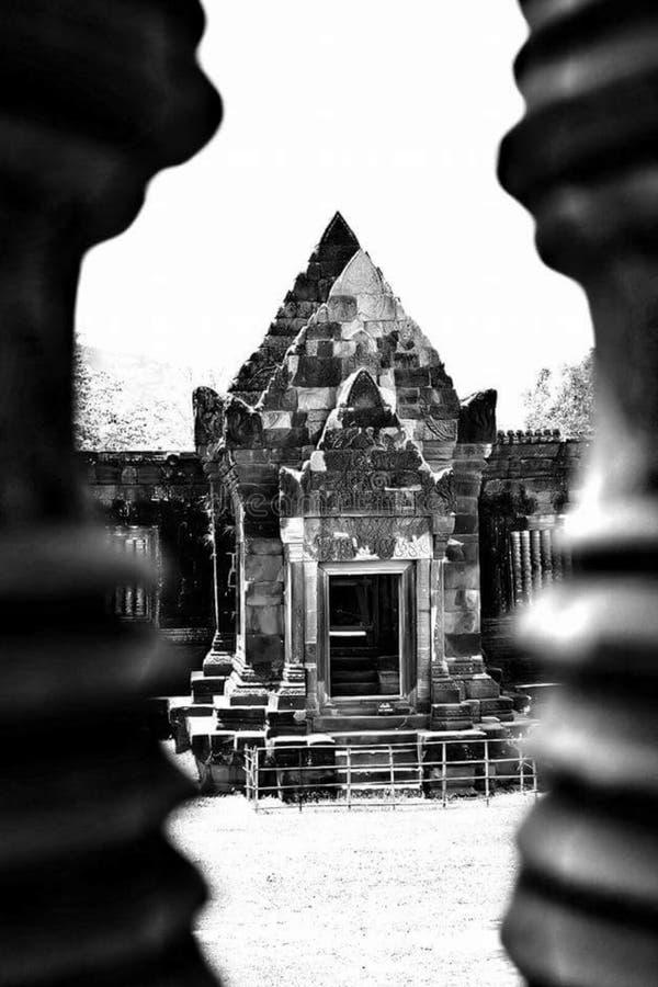 Wat Phu stock image