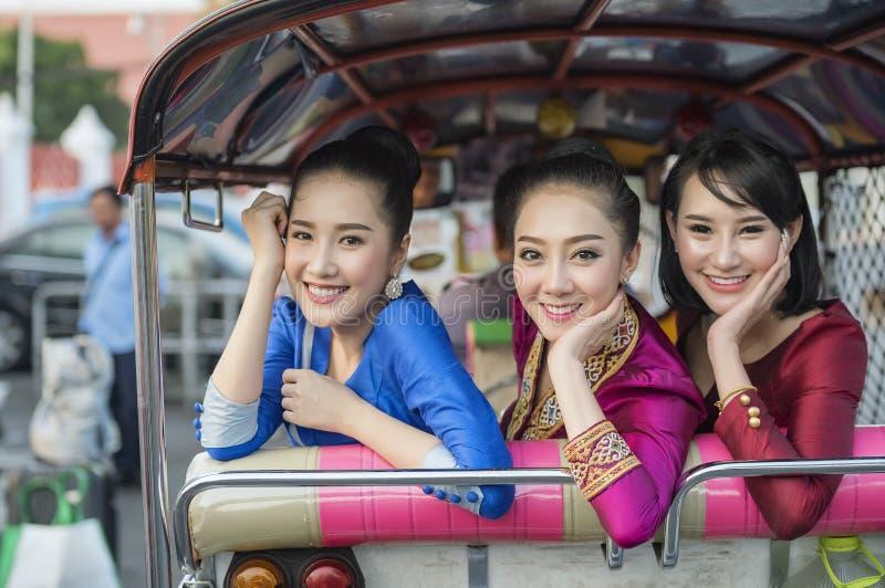 Laos woman royalty free stock image