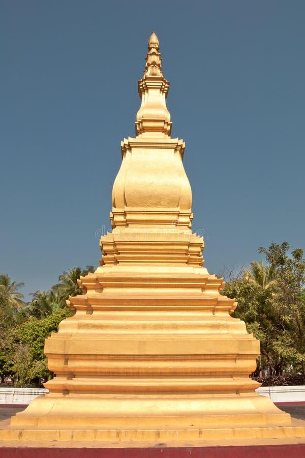 Laotian Stupa Stock Photos