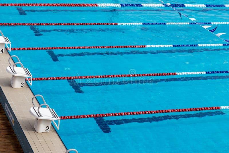 Lap Pool fotografia stock