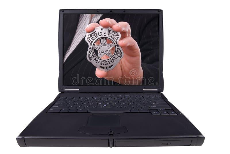lap-top υπολογιστών διακριτι&ka στοκ εικόνες