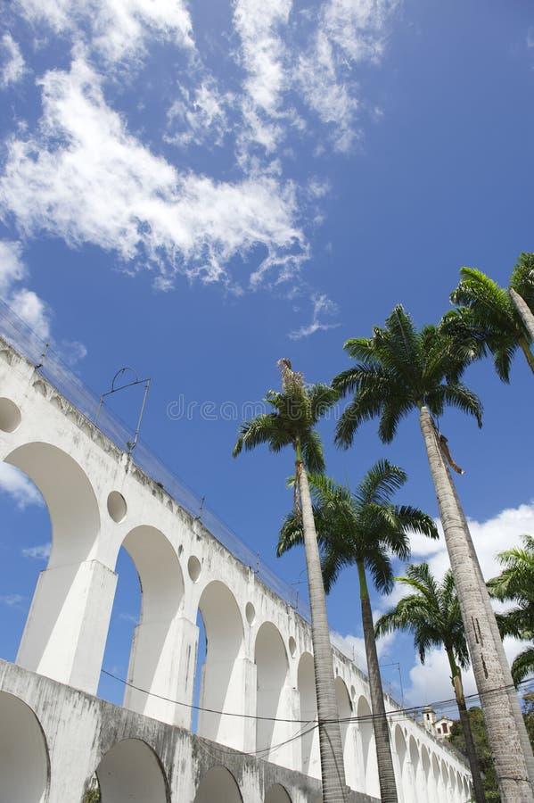 Lapa成拱形里约热内卢巴西 库存图片