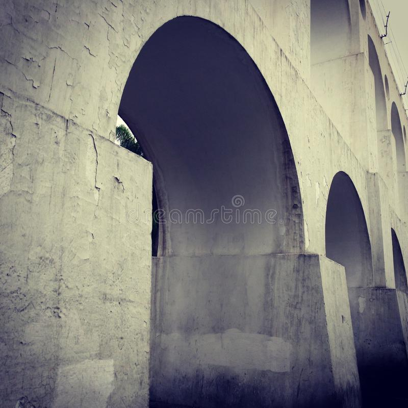 Lapa de Arcos a Dinamarca imagem de stock