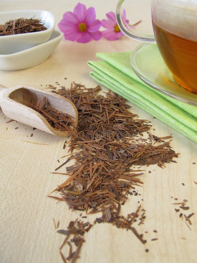 Lapacho herbata zdjęcie royalty free