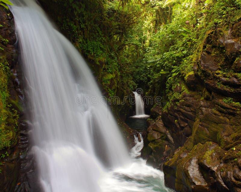 LaPaz Waterfall Gardens - Landscape royalty free stock photos