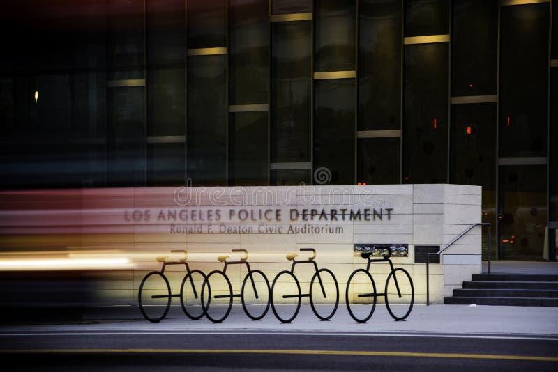 LAPD 库存照片