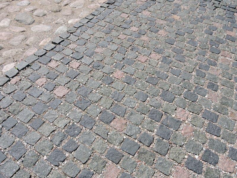 Lapide la texture de trottoir photographie stock