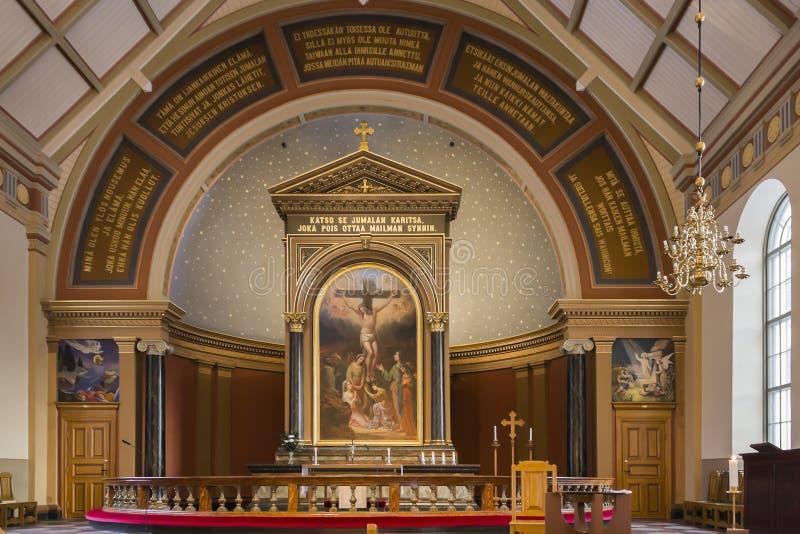 Lapidi la chiesa fotografia stock
