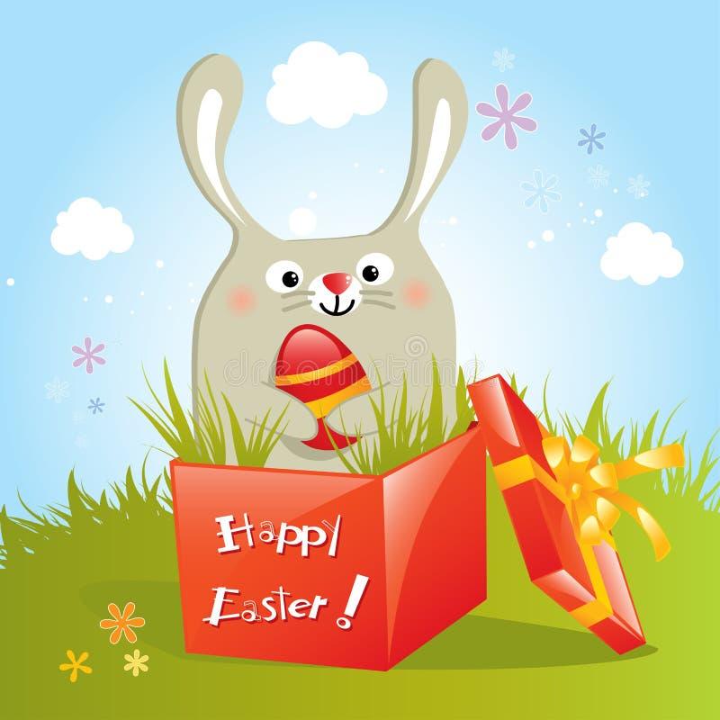 Lapin de Pâques illustration stock