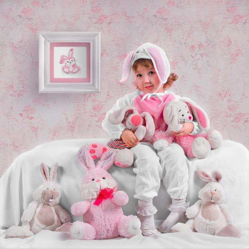 Lapins photos stock