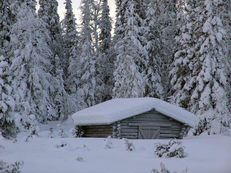 Lapland imagem de stock royalty free