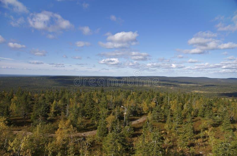 Lapland fotografia de stock
