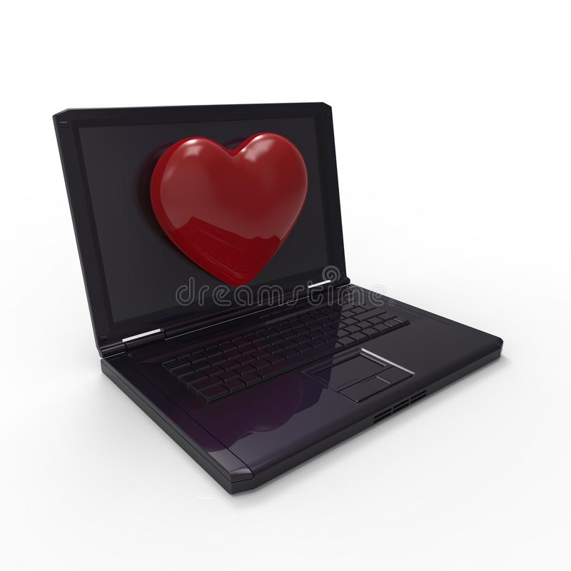 Download Laplove stock image. Illustration of high, modern, tech - 28858371