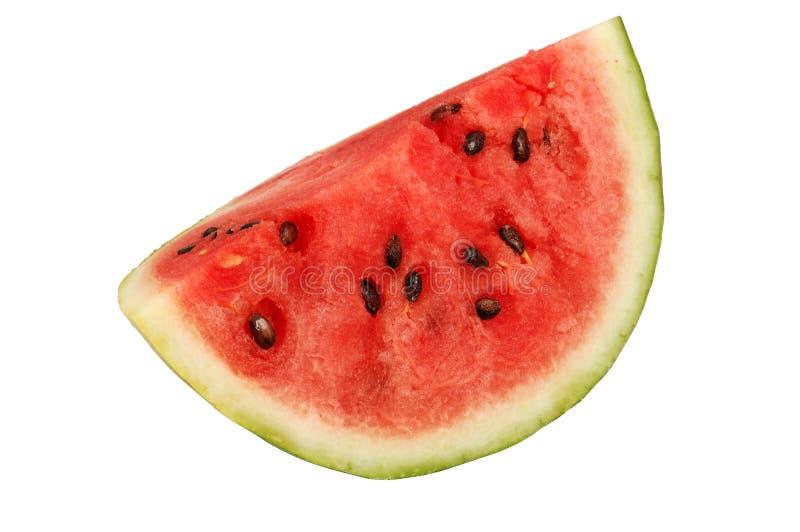 Lappa av ny vattenmelon arkivbilder