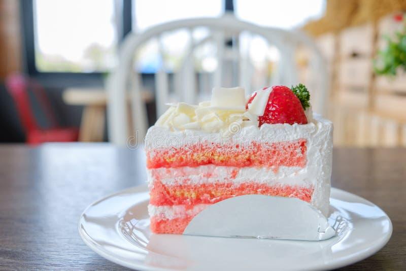 Lappa av tårtan royaltyfria bilder