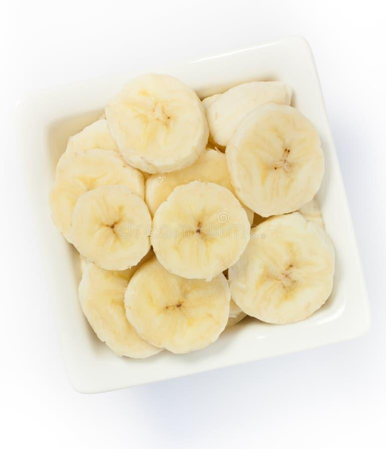 Lappar av bananen arkivfoton