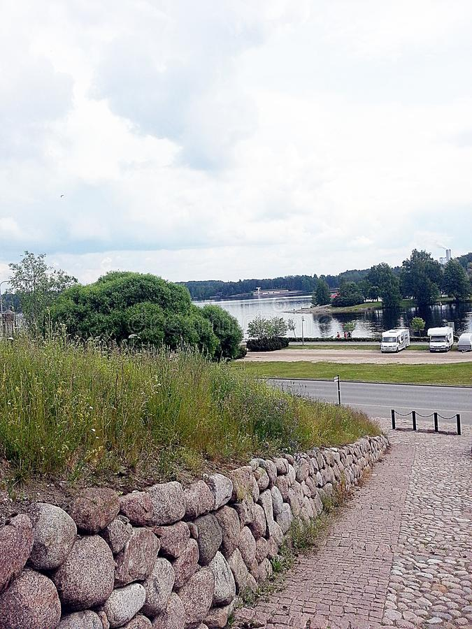 Lappeenranta στοκ εικόνες