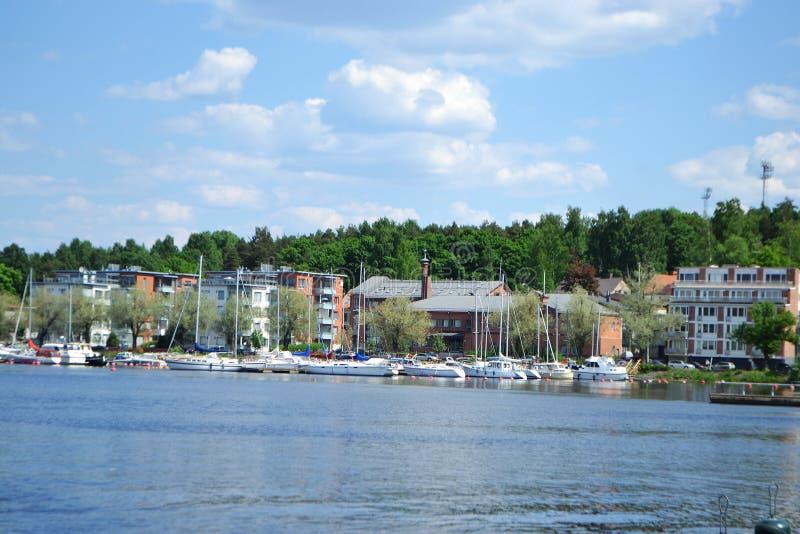 Lappeenranta, Finlandia obrazy stock
