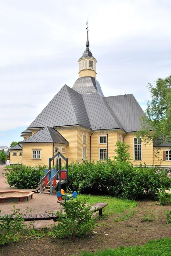 lappeenranta lappee Финляндии церков стоковые изображения