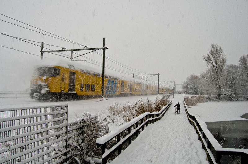 Download A lapse in time stock image. Image of snowfall, water - 20874455