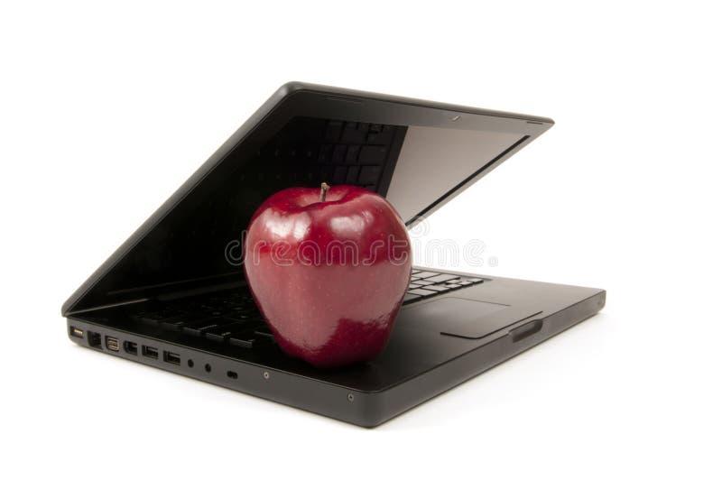 Laptopów zdrowie obraz stock