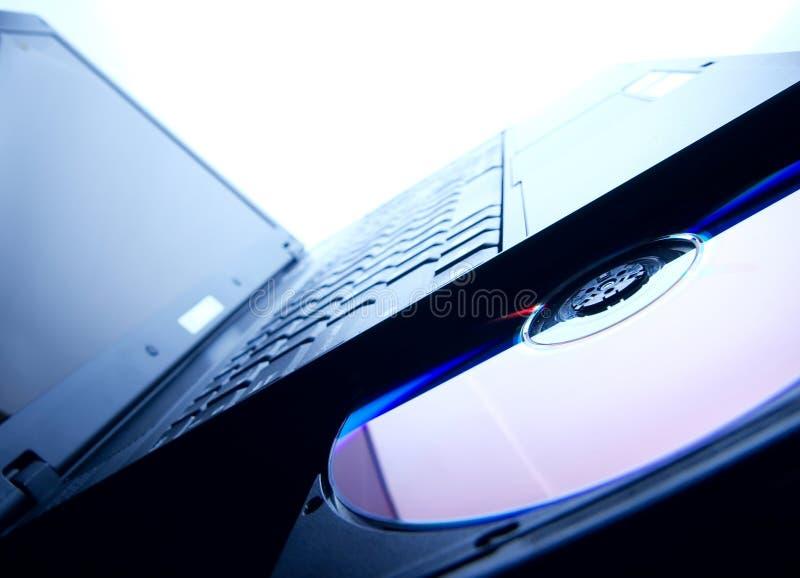 Laptop lizenzfreie stockbilder