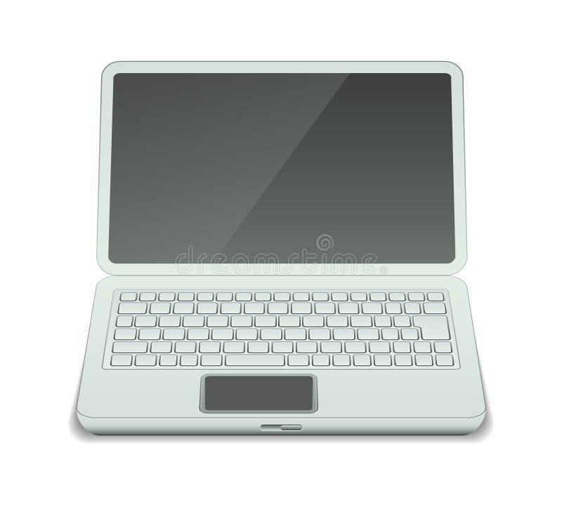 Laptop stock abbildung