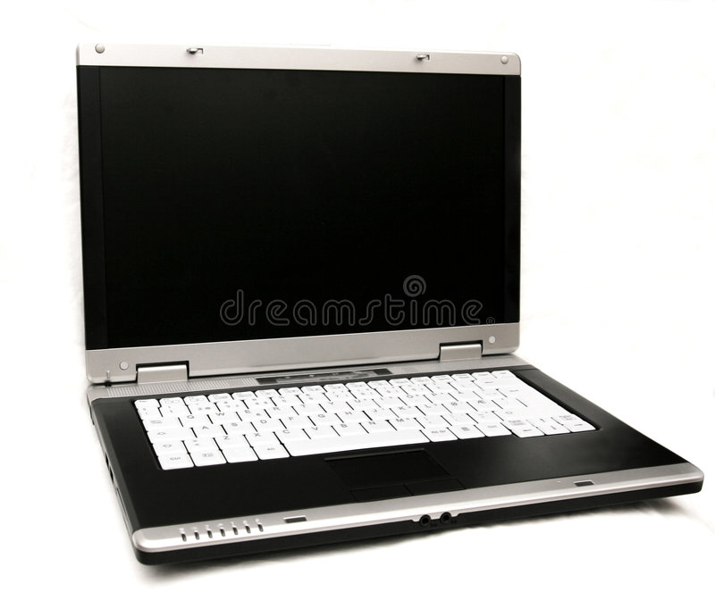 laptop obraz royalty free
