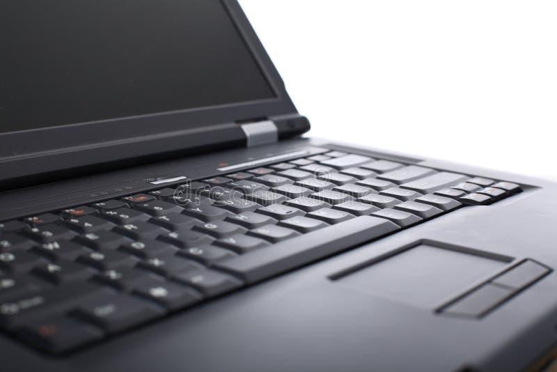Laptop stock afbeelding