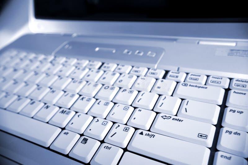 Laptop stockbild