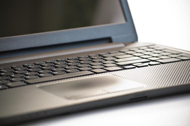 Laptop lizenzfreies stockfoto
